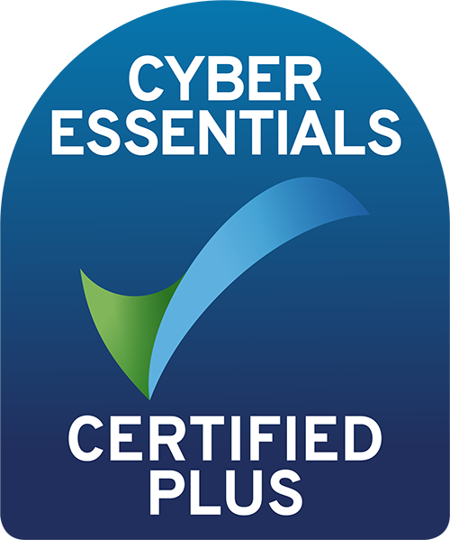 cyberessentials certification mark plus